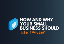 why your small business use twitter