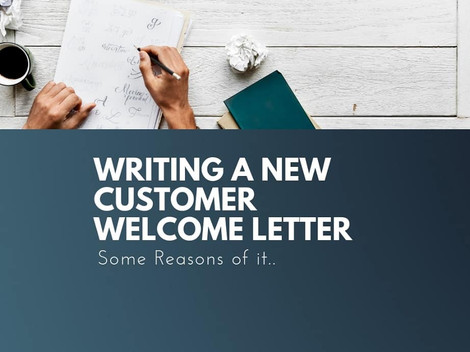 Writing A Welcome Letter from thebrandboy.com
