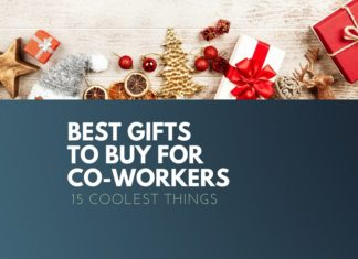 best gifts for co worker