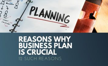 business plan is key to success