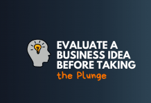 evaluate business idea