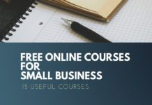free online courses for small business owner
