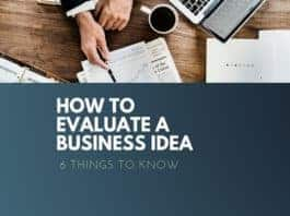 how to evaluate business idea