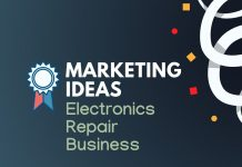 Electronics Repair Store Marketing