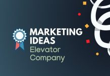Elevator company marketing