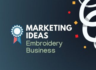 Embroidery Business Marketing