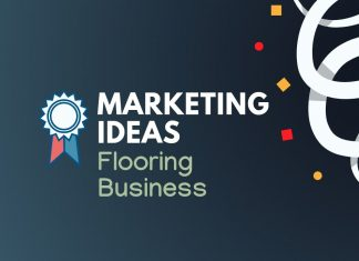 flooring company Marketing