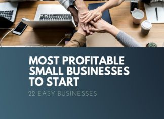 Most Profitable Small Businesses to start