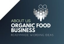 Organic Food Business About us