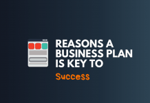 reasons business plan is key