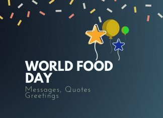 World Food Day Messages