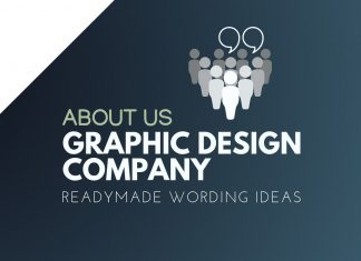 Graphic Design Company About us