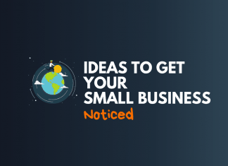 get your small business noticed