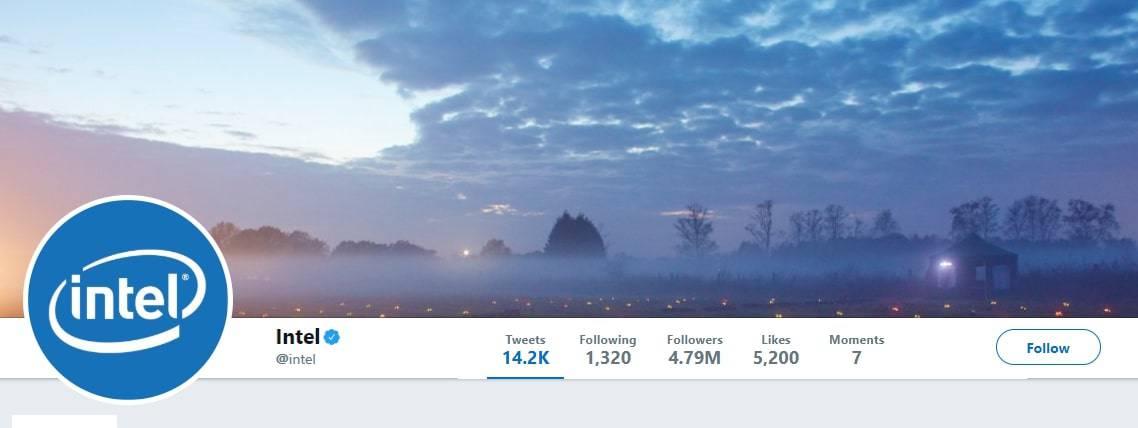 b2b companies effectively runs twitter profile