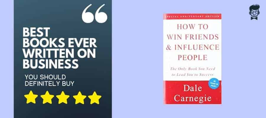 best books ever written about  business