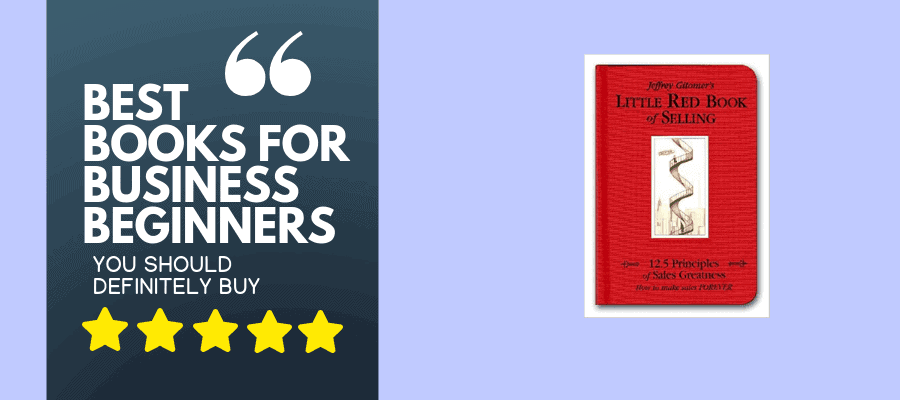 best books for business beginners