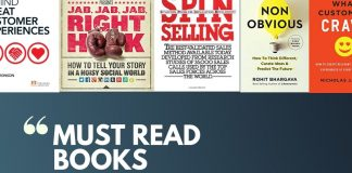 best books for salesperson