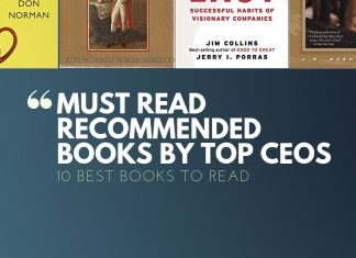 books recommended by top CEos
