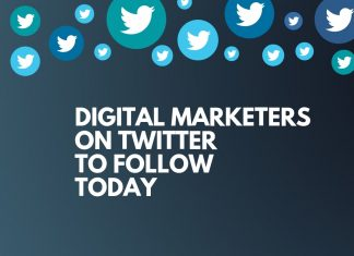 Digital Marketers on Twitter to follow