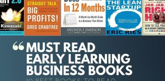 best early learning business books