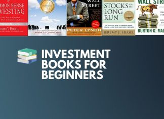 best investment books for beginner