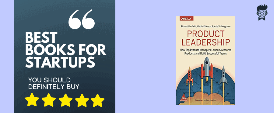 best books for startup entrepreneur