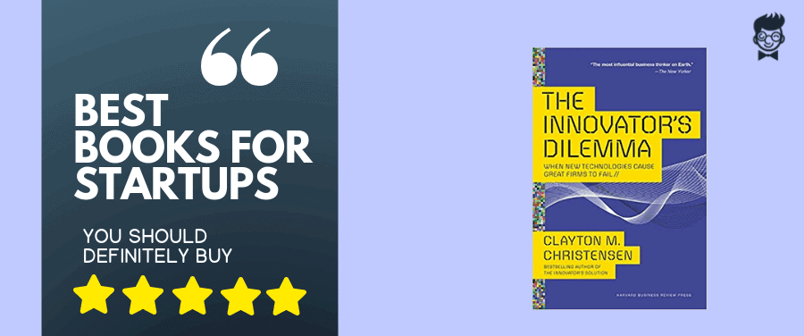 best books for startup entrepreneurs