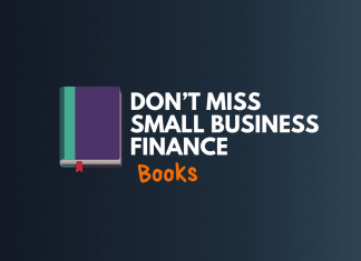 Best small Business Books on Finance