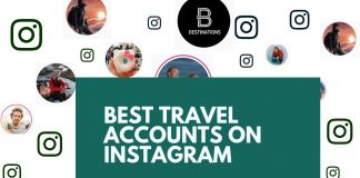 best instagram travel accounts to follow