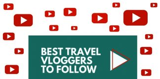 best travel vloggers to follow