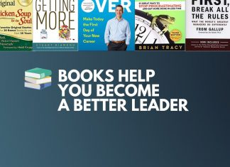 books helps become better leader