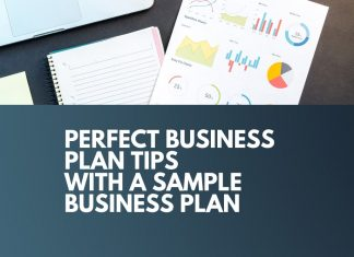business plan tips with sample business plan