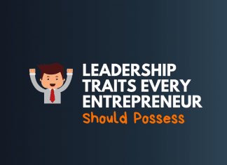 leadership traits every entrepreneur should have