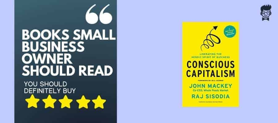 must read books for small business Entrepreneur