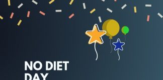 No diet day Messages
