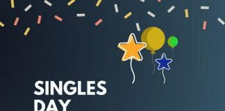 Singles day Messages