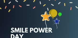 Smile Power Day Messages