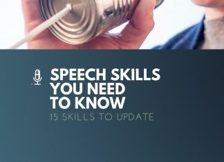 Speech Skills know to speak well