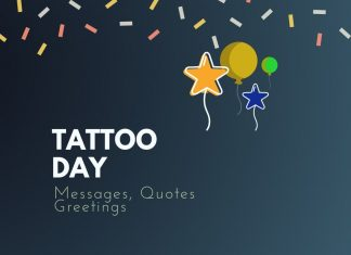 Tattoo Day Messages