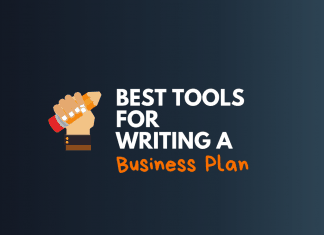 tools for writing business plan