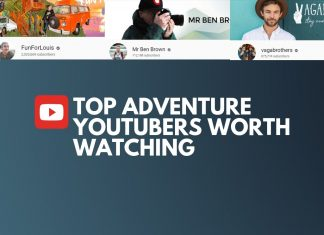 top adventure youtubers worth watching