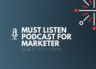 top podcast for marketer