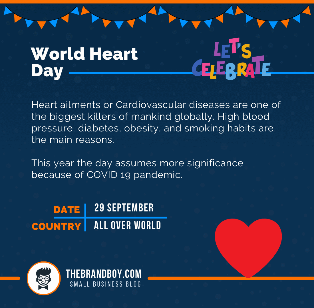 about world heart day