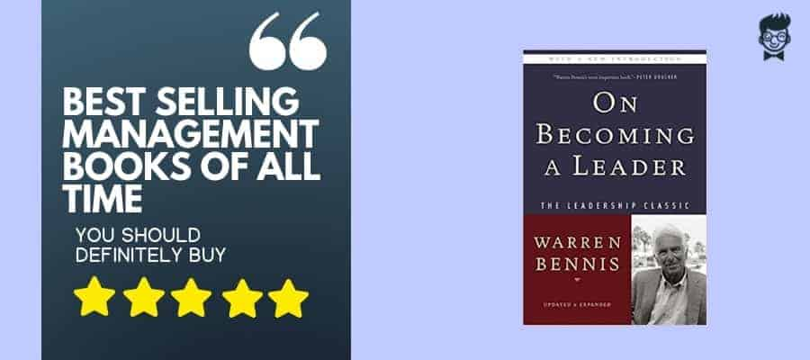 37 Best Selling Management Books Of All Time