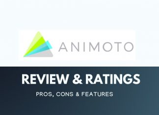 Animoto Reviews Ratings