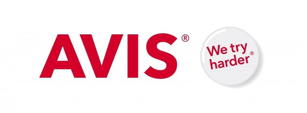 avis logo with slogan