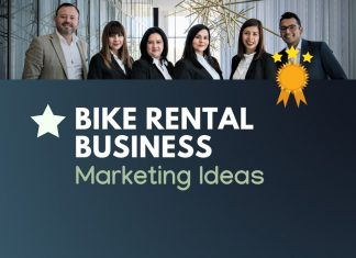 Bike Rental Business Marketing