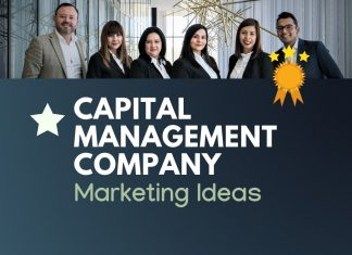 Capital Management Company Marketing