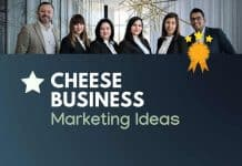 Cheese Business marketing