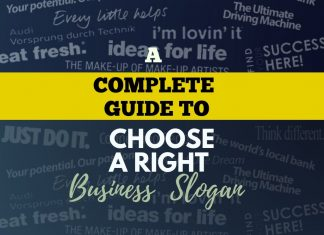 guide to choose right business slogan